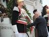 Президент Италии почтил память павших в боях за Родину