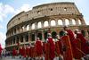 Рим отмечает день рождения