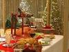 Итальянский рождественский обед не поддается кризису