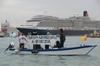Венеция объявляет войну круизным лайнерам