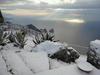 Снегопады и холода сместились на юг Италии
