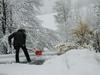 К Италии подбирается «The BIG Snow»