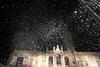 Снег в августе в Риме: сегодня вечером повторится чудесный спектакль над базилик