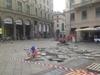 Милан, Пьяцца Дуомо снова перекрыта: продолжаются работы на улице Витторио Эману