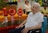 Бабушка Лигурии отметила 108-й день рождения