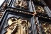 Флоренция: Северные врата Баптистерия со вчерашнего дня заменены на копию