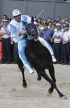 В Палио Сиены победила контрада «Onda»