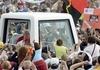Папа Бенедикт XVI передал 500 тысяч евро пострадавшим от землетрясения