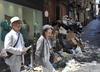 Неаполь снова завален мусором