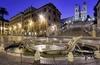 Римская Рiazza di Spagna становится полностью пешеходной