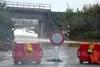 В Гроссето интенсивные дожди привели к наводнению