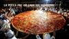 Книга рекордов Гиннеса: в Риме изготовят пиццу для больных целиакией диаметром 4