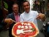 Накануне концерта в Неаполе для Брюса Спрингстина приготовили супер-пиццу