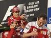 Формула-1: двойная победа команды Ferrari в Гран-при Бахрейна