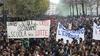 По всей Италии прошли акции протеста