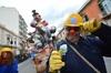 """Карнавал в Путиньяно: """"озверевший"""" НДС побеждает в параде инсталляций"""
