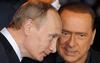 Путин и Берлускони провели переговоры по вопросам в области энергетики и торгово