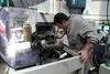 Статистика: годовое сокращение производства в Италии составляет 16,7%