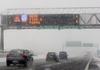 На Италию обрушилась непогода: на севере - обледенение дорог, на юге – сильнейши