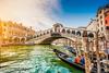 В Венеции появился новый причал у моста Риальто
