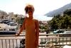 Rihanna выложила свои личные фотографии, сделанные во время отдыха в Италии