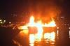 В Сан-Ремо приготовление ужина на яхте привело к пожару
