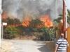 Сардинию охватили пожары
