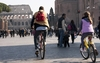 Количество велосипедистов в Риме за два года увеличилось в 10 раз