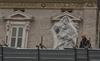 Площадь Святого Петра готовится ко встрече нового папы