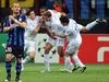 Миланский «Интер» проиграл немецкому клубу «Шальке-04» с крупным счетом