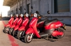 "В Милане стартовал проект ""Scooter sharing"""