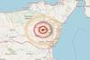 На Этне произошло землетрясение магнитудой 3,4