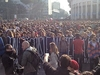 Сегодня студенты Италии вышли на акции протеста