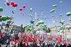 200 тысяч представителей профсоюзов со всей Италии собрались в Риме