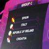 Евро-2012: Италия в группе C вместе с Испанией