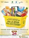 В Италии пройдет День сбора продуктов для нуждающихся