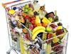 Сколько тратят итальянцы на продукты питания?