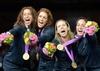 Итальянские рапиристки принесли четвертую золотую медаль своей сборной