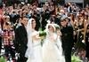Ради экономии итальянские пары устраивают совместные свадьбы