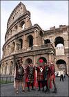 В Италии разгорелась полемика вокруг реставрации Колизея