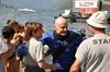 Итальянский аквалангист установил рекорд нахождения под водой