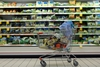 Италия находится на седьмом месте в Европе по стоимости продуктов