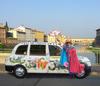 Во Флоренции работает «волшебное» такси для больных детей