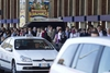 В Риме появились такси hi-tech с iPad на борту