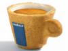 """Бренд """"Lavazza"""" выпустит первую съедобную кофейную чашку"""