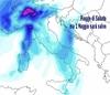Север Италии заливают дожди, на юге – сухо и жарко