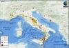 В декабре 2013 в Италии произошло 2351 землетрясение