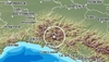 В Лигурии зафиксировано землетрясение магнитудой 4,1
