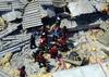 Землетрясение оставило 8000 человек без крова, 17 погибших