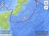 В Ионическом море произошло землетрясение